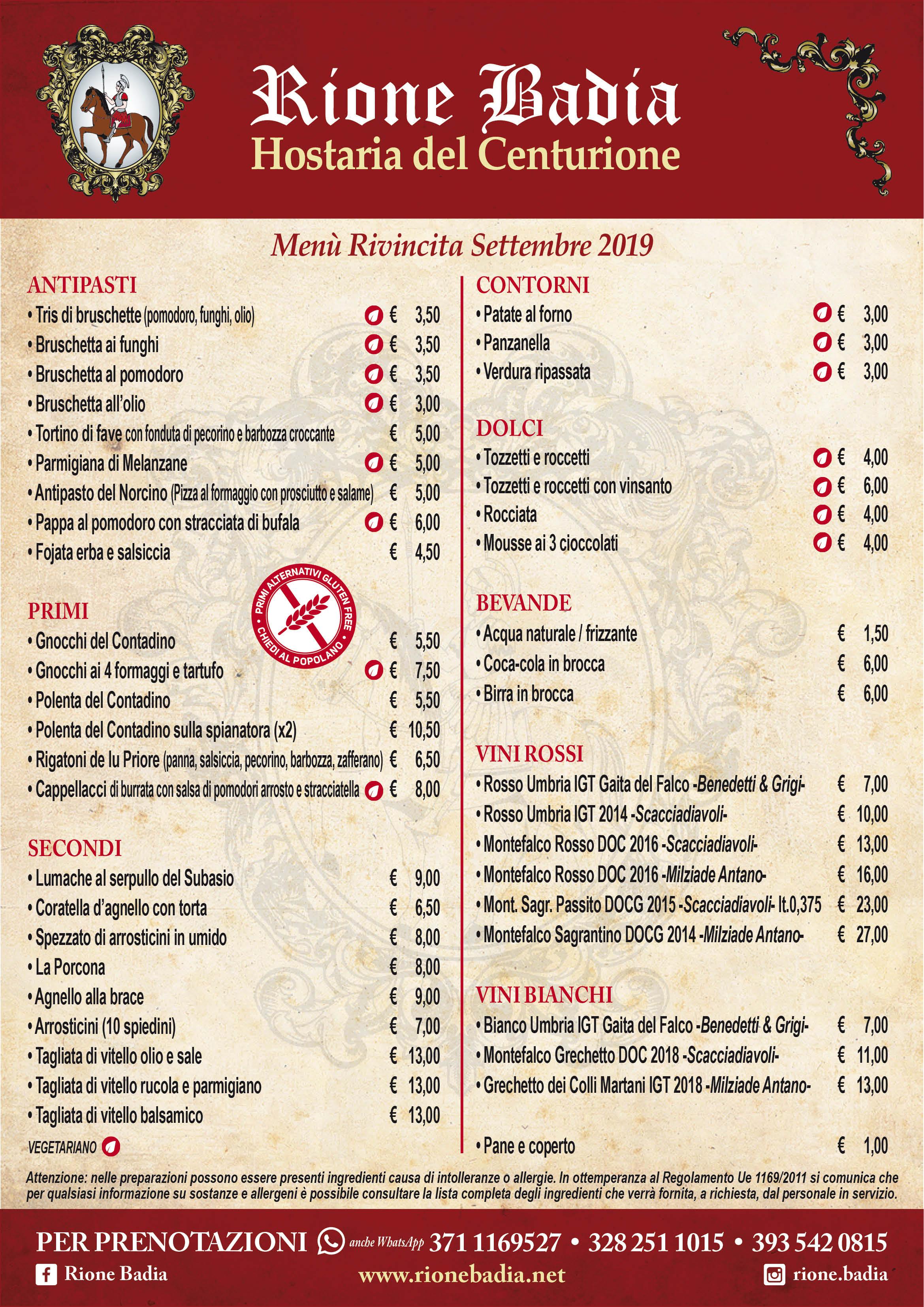 menù badia 9-19