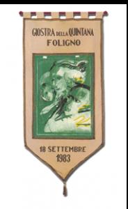 Palio Rione Badia 1973
